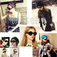 Retro-inspired Butterfly Sunglasses Clouds Arms Semi Tranparent Round Sun Glass