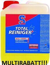 S100 DR. WACK Total Reiniger Plus Kraft Gel 2 Liter Motorradreiniger MULTIRABATT