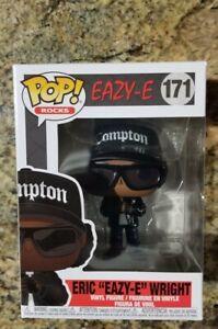 """Funko Pop ! Rocks Eric """"Eazy-E"""" Wright 171"""