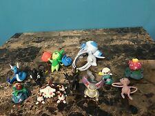 Pokemon Figures Lot TOMY, JAKKS, and more