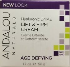 Andalou lift & rim cream age defying new in box 1.7oz