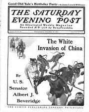 Saturday Evening Post  -  Full Magazine -  No Mailing Label - November 16, 1901