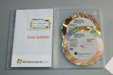 Microsoft  Windows Server 2008 Standard - 32/64 Bit -Deutsch - inkl. MwSt