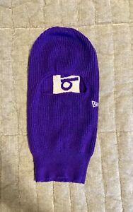 Purple Supreme Balaclava FW20