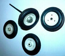 Blechspielzeug Gabelstapler Räder Reifen Auto Reifen Gummi DDR Spielzeug MS