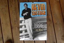 Kevin Costner Kalender 1996,ovp in Folie, 42 x 30 cm Posterkalender