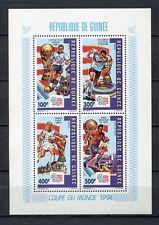 s6874) GUINEA 1992 MNH** WC Football'94- CM Calcio MS