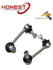 For LDV MAXUS 2005-2008 FRONT STABILISER DROP LINK BARS Left & Right X2 Karlmann