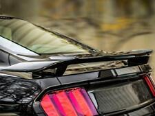 "2015 and Up Unpainted Ford Mustang ""Black Mamba"" Custom 2post Pedestal Spoiler"