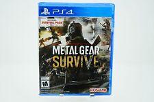 Metal Gear Survive: Playstation 4