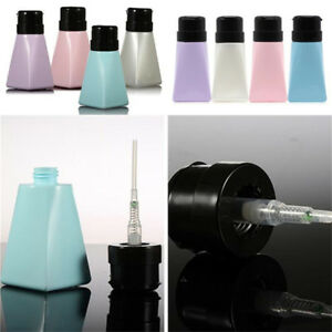 Women Travel Cosmetic Lotion Press Bottle Portable Washing Press Bottles LR