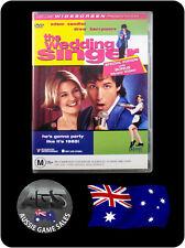 The Wedding Singer -  Adam Sandler, Drew Barrymore (DVD, VGC, FAST POST)
