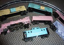 Lionel POSTWAR GIRLS Pink Train Set