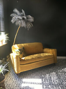 Art Deco Sofa/Delivery available