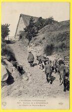cpa Auvergne 63 - LA BOURBOULE Le Chemin de MURAT le QUAIRE Fermiers Vaches