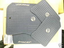 FORD MERCURY TRACER FLOOR MATS 4 Piece ROYAL BLUE 1994 1995 1996 OEM VINYL