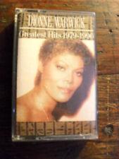 "DIONNE WARWICK  ""GREATEST HITS 1979-1990""    MC"