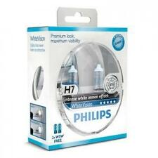 Kit 2 Lampade Philips H7 whiteVision Ultra + 2T10 W5W Lampadine Effetto 4300K