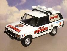1/43 de Metal Range Rover Classic Turbo D Circo Pinder Circo Publicidad Vehículo