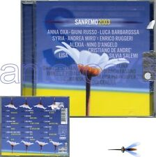 SANREMO 2003 CD ANNA OXA GIUNI RUSSO DOLCENERA LISA
