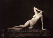 1925 Original Art Deco Female Nude Woman By HENRY B. GOODWIN Photo Gravure