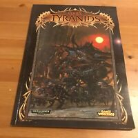 Tyranids Codex - Warhammer 40k 40,000 Army Source Book 3rd Edition 2001