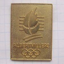 Albertville juegos olímpicos 1992/logo... Sport pin (152g)