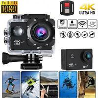 Waterproof /Ultra 4K SJ9000 Wifi 1080P HD Sports Action Camera DVR Cam Camcorder