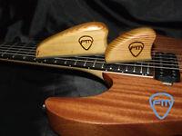 Fret Livellamento Lima for Chitarra Basso Mandolino Liutaio strumento - 2 Misure