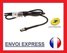 Câble Audio MP3 Adaptateur 3.5mm Femelle AUX Pour VW Volkswagen RCD510 RCD300 +