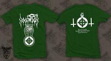 Goatmoon - Suomalaista BM Militia T-SHIRT S Sargeist Behexen Satanic Warmaster