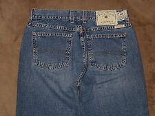 Lucky Brand #136 Size 8 | 29 Peanut Pant Lower Rise Flare Light Blue Denim Jean