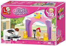 PIANO CONCERT 109 pcs Compatible Bricks Building Construction Set Girls Toy