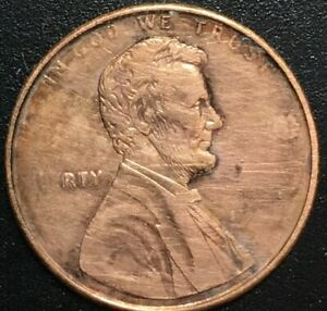LINCOLN PENNY (WITHOUT DATE)