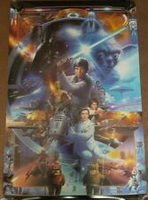 Star Wars 30th Aniversary Poster