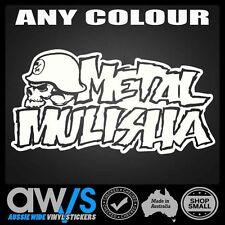 Metal Mulisha Sticker Decal / FOR Car Window Motocross Mx Racing Dirtbike
