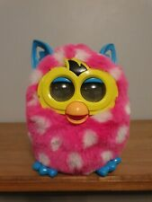 Hasbro Furby Boom Polka Dot Pink And White Interactive Toy