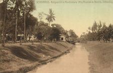 PC SEMARANG, KALLGEZICHT TE RANDOESARIE, INDONESIA (b5116)