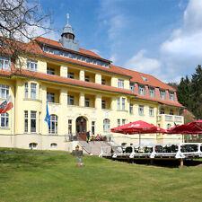 Geschenk Idee Gutschein 3 Tage Romantik Urlaub f. 2 Ferien Hotel Südharz inkl HP