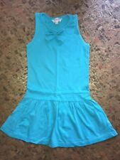 Girls Dress Age 4-5 Years From Primark Summer Dress Sleeveless Blue Dress