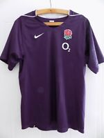 Nike England Rugby Union Original VERY RARE Shirt Top Jersey Mens MINT 02 Adults