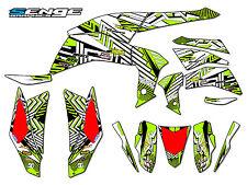 KFX450R KFX 450R 450 R KAWASAKI GRAPHICS KIT DECALS DECO STICKERS FOUR WHEELER