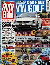 Auto Bild 35 2015 BMW 320d 7er X3 518d Volvo XC 60 Audi Q5 VW Touran Skoda Yeti