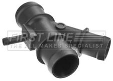 Coolant Flange / Pipe fits VOLKSWAGEN GOLF Gti 1K 2.0 04 to 09 Water Firstline
