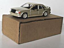 MINICHAMPS 1/43 Mercedes 190E     Livraison Monde entier