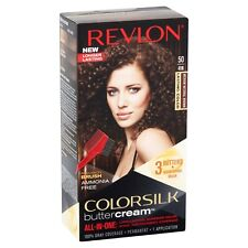 Revlon ColorSilk ButterCream 50/41N Medium Natural Brown