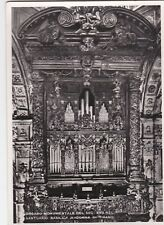 TIRANO: Santuario - Organo monumentale del sec. XVII  - 1953