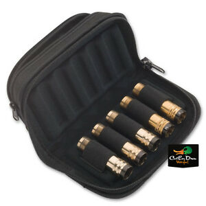 BROWNING FLEX FOAM PADDED ZIPPERED CHOKE TUBE CASE