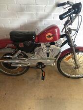 More details for vintage harley davidson sportster peddle bike