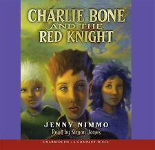 Children of the Red King #8: Charlie Bone and the Red Knight - Audio Library Edi
